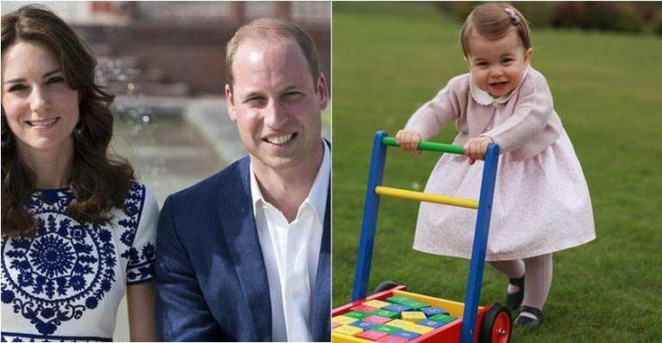 Na véspera de seu aniversário, Princesa Charlotte aparece em fotos inéditas