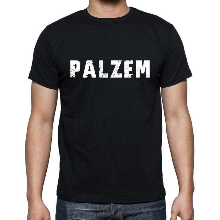 palzem, Men's Short Sleeve Rounded Neck T-shirt