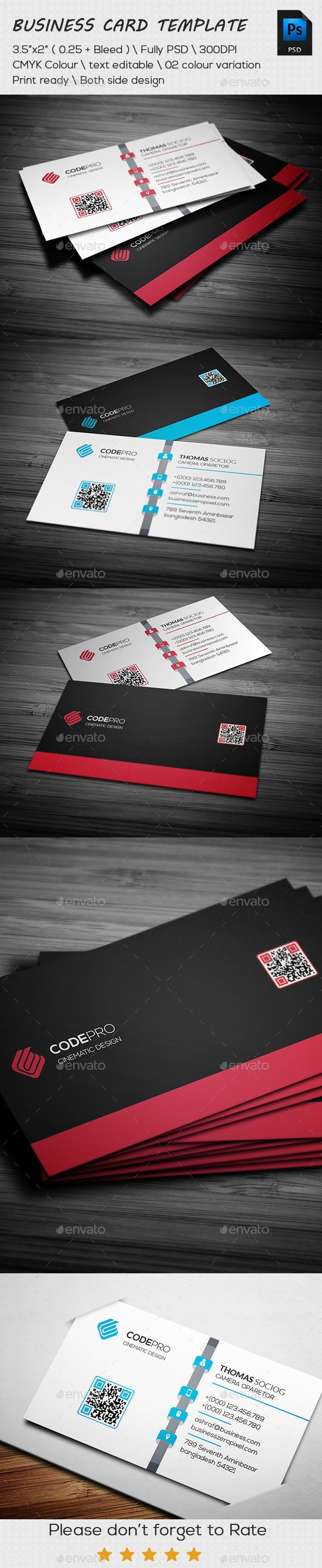 Best 25+ Visiting card templates ideas on Pinterest | Visiting ...