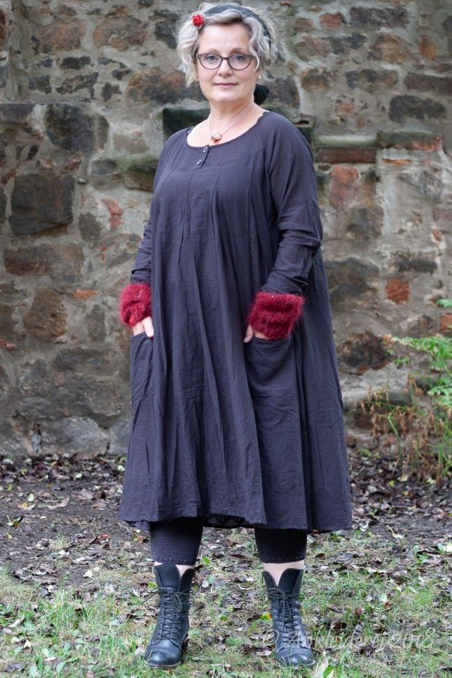 3b245a0c9230 Ewa i Walla Kleid Embroidery Vintage Black 55576 AW18   Ankleiderei    Online-Shop für