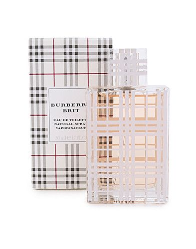 One of my favorite perfumes: Burberry Brit perfume