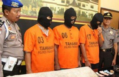 Polisi Trenggalek Gerebek Kasus Perjudian
