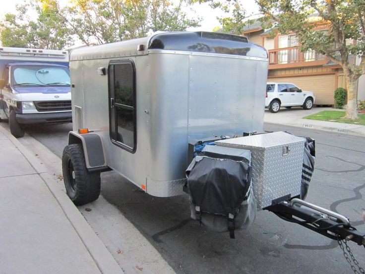 Off road cargo trailer for sale... SOLD... - Expedition Portal