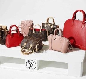 Lot of love for the new #LouisVuitton nano bag collection!! My favorites are on giomori.com xx