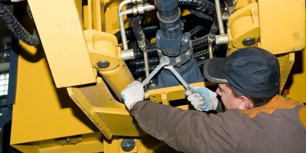 What does an industrial machinery mechanic do? - CareerExplorer   Industrial  machinery, Industrial, Machinery