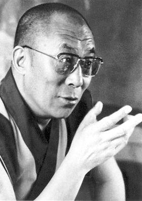The 14th Dalai Lama (Tenzin Gyatso)