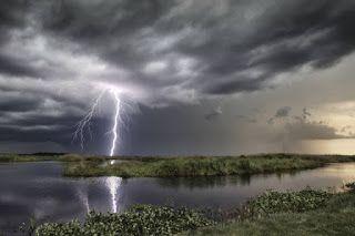 Les photographies météorologiques de Jason Wainwright sont vraiment extraordinaires [Compilation Extrême insolite Météo Photo]