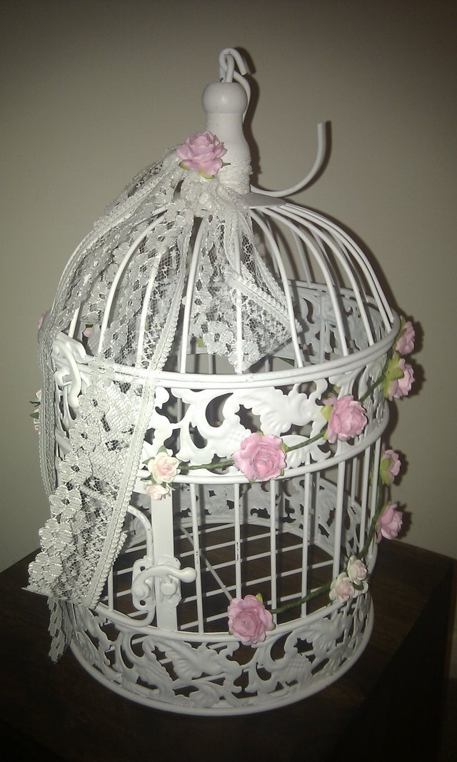 27 best wedding dove cages images on pinterest bird cages second hand wedding decorations and accessories buy and sell in the uk and ireland junglespirit Images