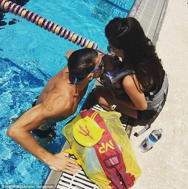 Michael Phelps' son Boomer makes a splash on Instagram as swimmer prepares for…