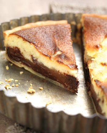 Image_Tarte de pera e crocante de chocolate
