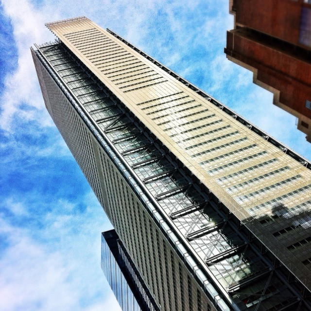 #New_York_Times_Tower #620_Eighth_Avenue #Times_Square #Office #Condominium #Building_Buddy @BLDGBUDDY #Architect #Renzo_Piano_Building_Workshop #Built #2007 #1500000_sf #52_Stories #Developer #Owner #Forest_City_Ratner #WP_Carey #Contractor #Turner_Construction #Anchor_Tenant #New_York_Times #Covington_and_Burling #Construction_Cost #850M; This #Renzo_Piano designer #headquarters sits on the 2nd to last site of the #Times_Square redevelopment zone.  This 2009 #AIA #skyscraper of the year is…