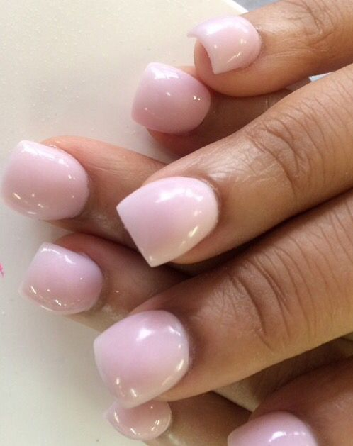 Not a huge fan on the hump nails, but these are cute. The hump isn't dramatic, but just right.