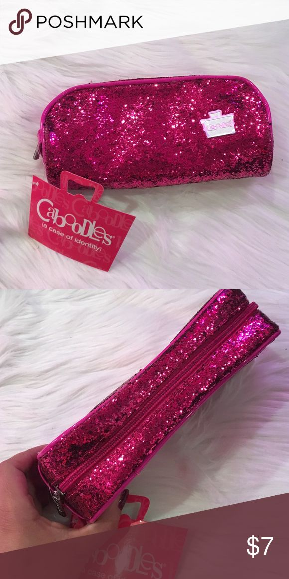 Glitzy Glam caboodle brand makeup bag Glitzy Glam caboodle brand makeup bag ... check my other listings for bundle deals caboodles Other