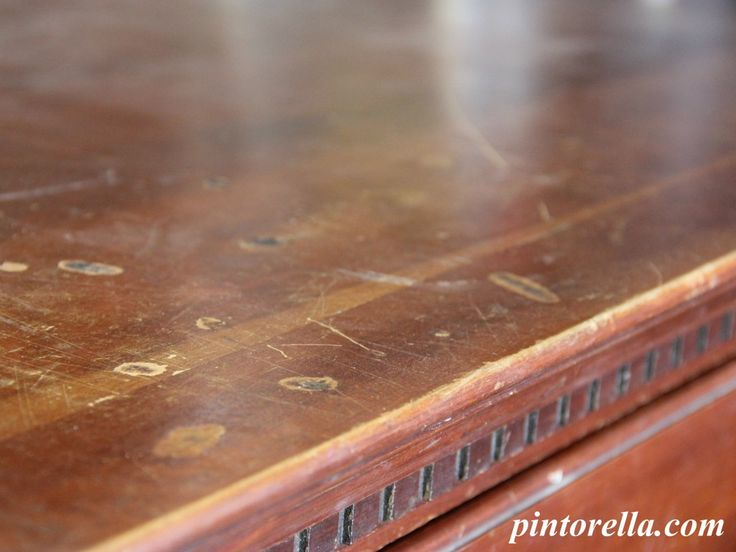 """Chalk Painting Chest of Drawers or """"Chester"""" Drawers"""