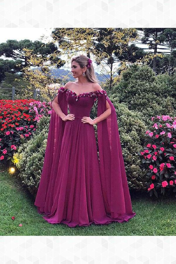 52886ae6ed1a74 Prom Dresses Chiffon #PromDressesChiffon, Party Dresses With Sleeves  #PartyDressesWithSleeves, Unique Party Dresses #UniquePartyDresses Prom  Dresses 2019