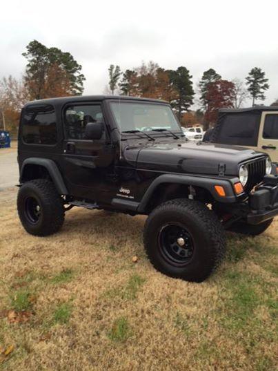 2004 Jeep Rubicon