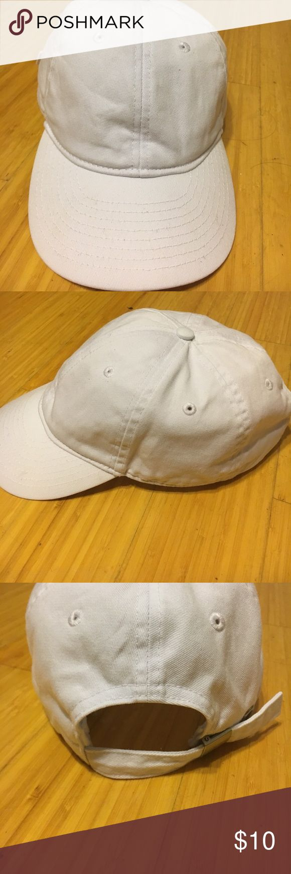 White baseball caps for crafts - H M Blank White Dad Hat