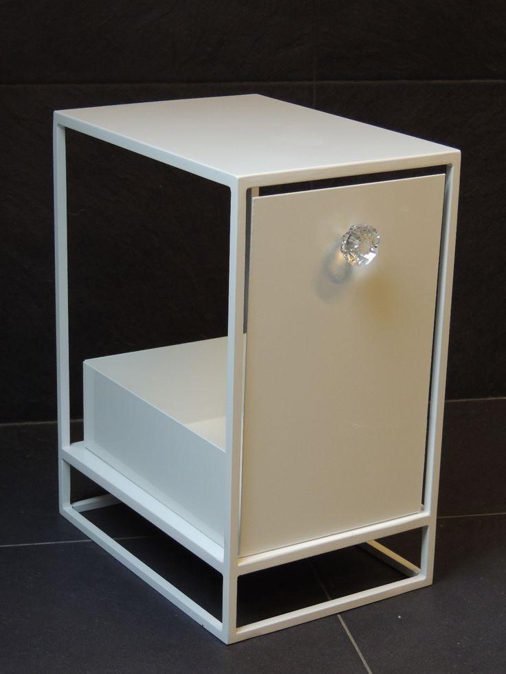 Szafka Łazienkowa z szufladą WhiteWET