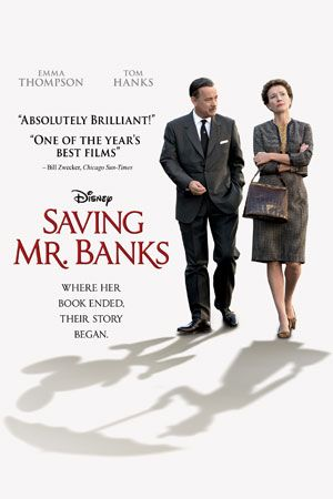 Saving Mr. Banks Official Website presented by Disney Movies