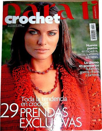 Para Tí Crochet Nº 04 - Melina Crochet - Picasa-verkkoalbumit