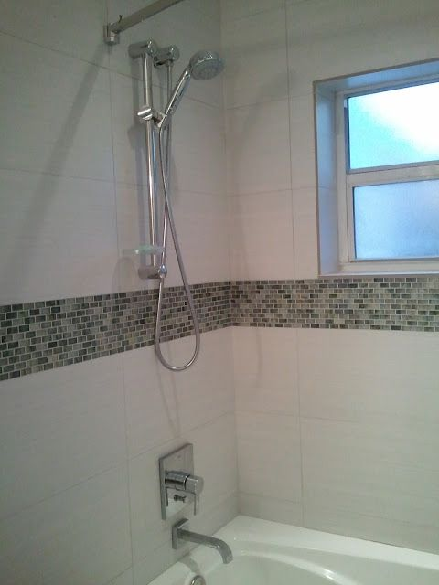 4 X 12 Stacked Tile Shower Google Search Bath