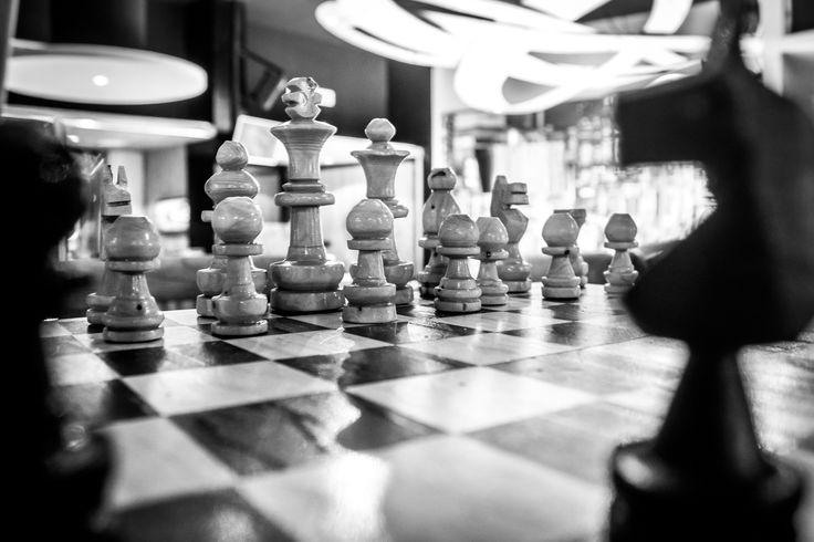 Chess at the Teens Club of #GrandVelas #RivieraNayarit