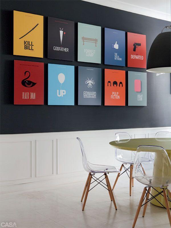 organização-e-composição-de-quadros-na-parede
