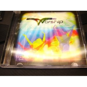 Power of Worship 5 / Glory Music / Modern Praise and Worship Christian CD from Thailand 12 Songs / Lyrics included   $19.99