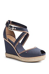 Emery Espadrilles - 692 - Wedges, from Tommy Hilfiger