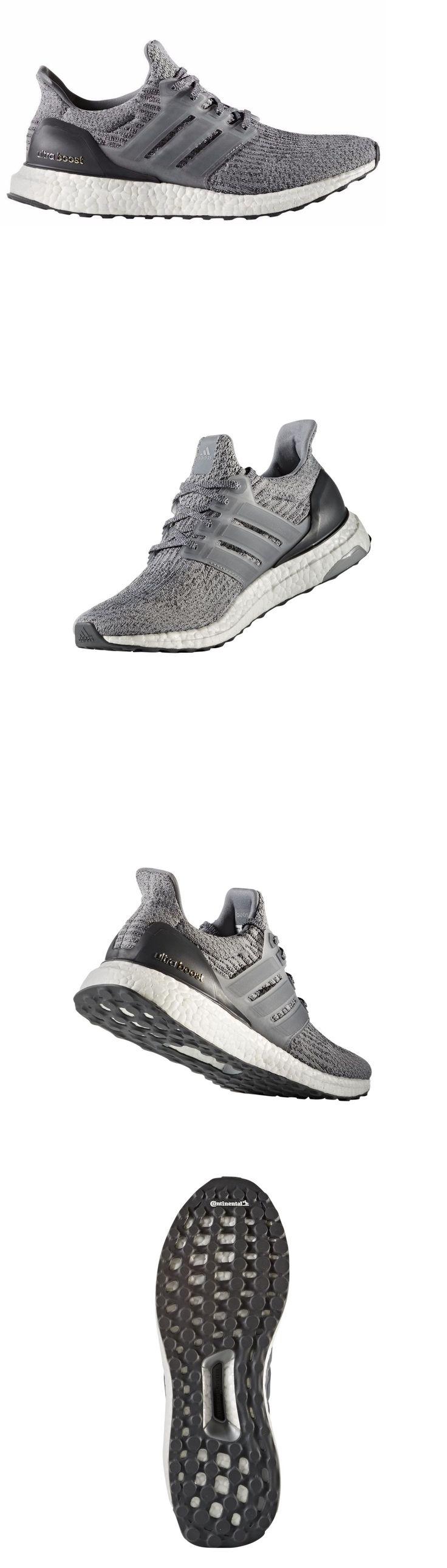 Men Shoes: New Men S Adidas Ultra Boost 3.0 - Ba8849 Mystery Grey Ultraboost Sneakers -> BUY IT NOW ONLY: $199.99 on eBay!