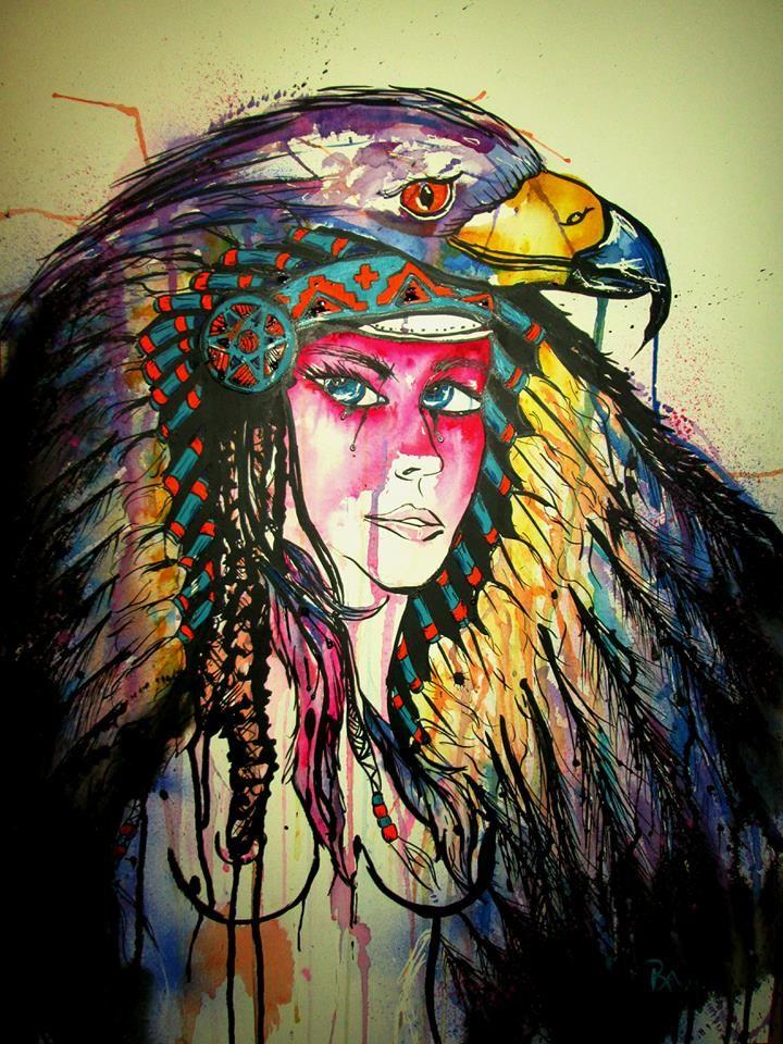 Kelly-Anne Love Lady Hawk