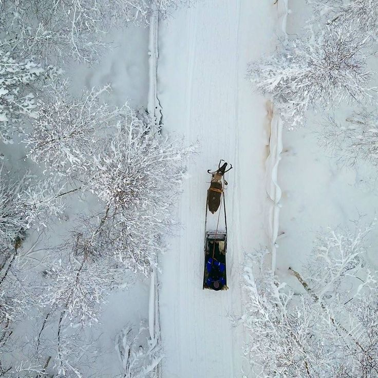 Ride #TwentyOnePilots  Location  #Rovaniemi  Drone  @ftbletsas
