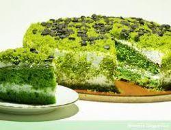 Glutensiz Ispanaklı Kek
