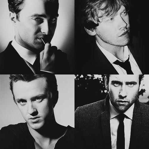 hotties. even d.rad, hot damnBeautiful Men, Potter Nerd, Harrypotter, Things Harry, Hot British Men, Eye Candies, Harry Potter, Daniel Radcliff, Hot British Actor