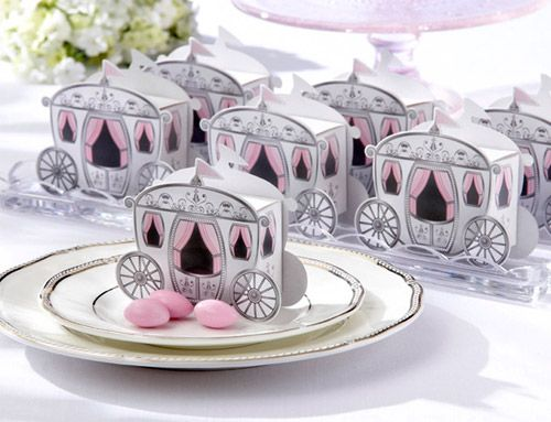 Enchanted Carriage Favor Box, Fairytale Wedding Theme Ideas Malaysia,  Singapore  For More Amazing
