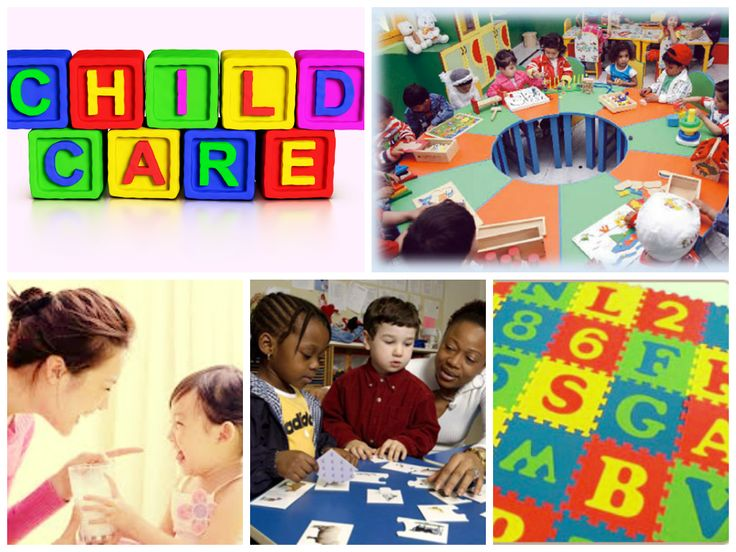 Have you ever thought of a Child Day Care