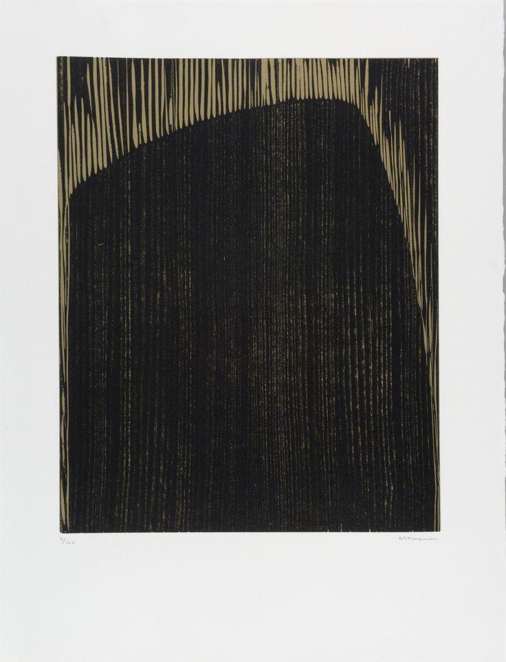 Anna-Eva Bergman, L'or de Vivre, 1974
