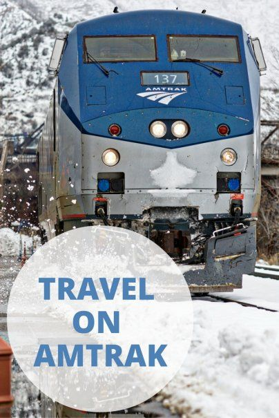 Travel on Amtrak