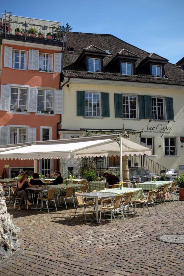 Solothurn (Switzerland) - photography - travel Ⓒ PASTELPIX