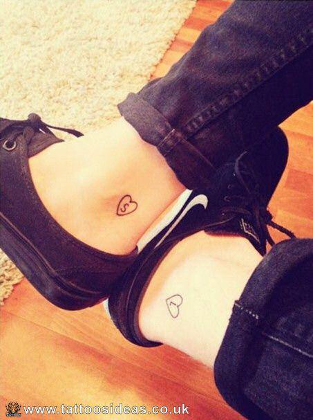 Friendship Tattoos Ideas