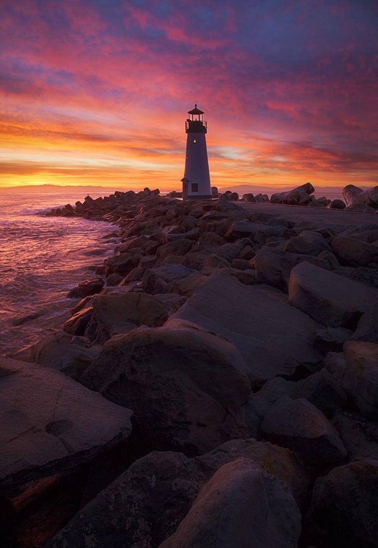 Take Me Home - Unbelievable sunrise in Santa Cruz, CA. One of my favorite