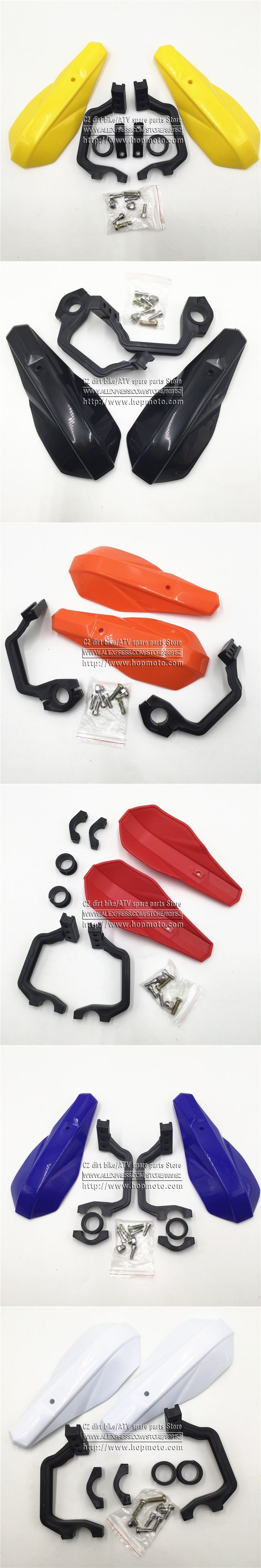 Handle bar Brush Bar Hand Guards Handguard Protector Protection Plastic 22mm  KTM EXC XC SX SXF XCW XCF EXCF XCR SMR DUKE