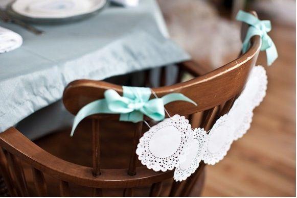 Nuevas ideas para decorar la mesa con blondas. | Decorar tu casa es facilisimo.com