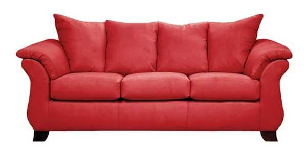 Mattress Stores In Longview Tx Sensations Sofa by Affordable Furniture | Bricks, Red and Sofas