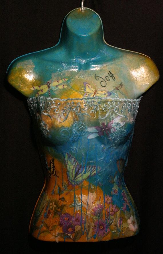 Joy Mannequin Art by KelisKolor on Etsy, $450.00