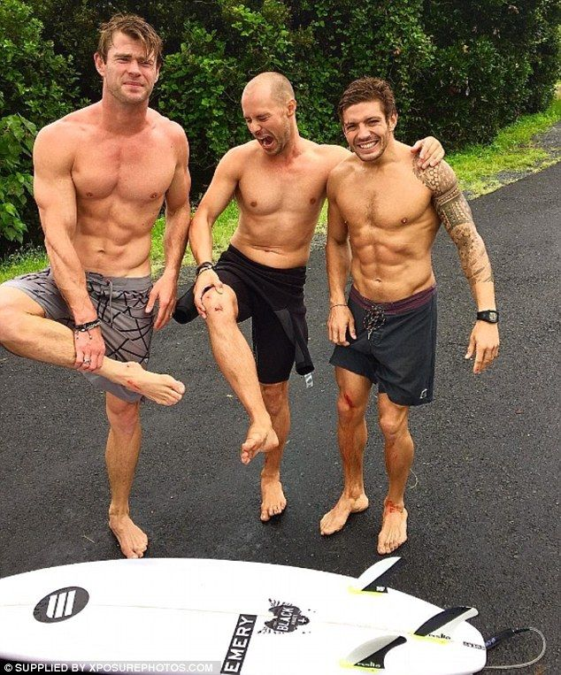 398 Best Images About Celeb Muscles On Pinterest