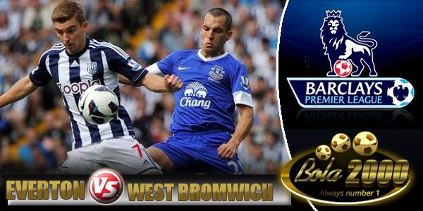 Prediksi Skor Bola Everton vs West Bromwich Albion 20 Jan 2015