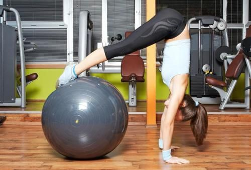 : Exerci Ball, The Body, Inspiration Fit, Cores Workout, Daily Motivation, Fitbal Fitnessandmotiv, Fit Goals, Weights Loss, Fit Motivation