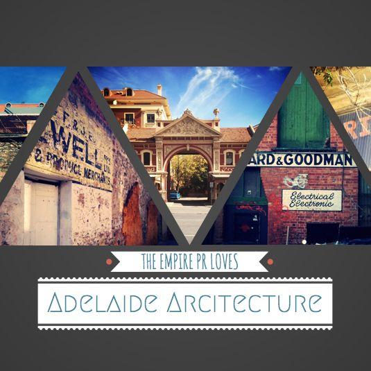 Architecture in Adelaide, Australia.   #wearelocalADL #empirepr #southaustralia #adelaide #australia