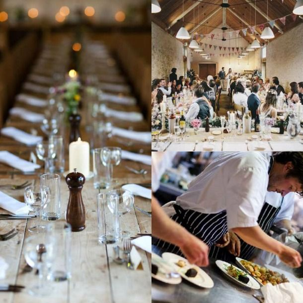 River Cottage HQ Wedding Day The Perfect Location For A Foodie Celebration On